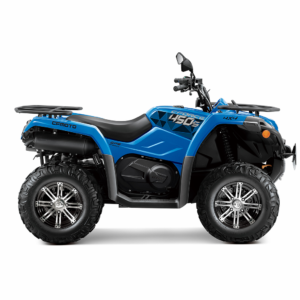 CForce 450 EPS T3 Blue Side
