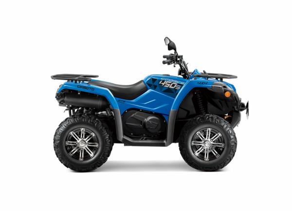 CForce 450 EPS T3 Blue Side