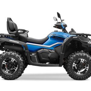 CForce 625 Touring T3 Blue Side