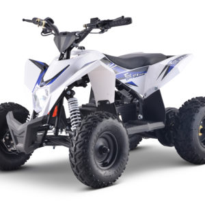 Fox 4T 1000w Electric Blue Junior Quad