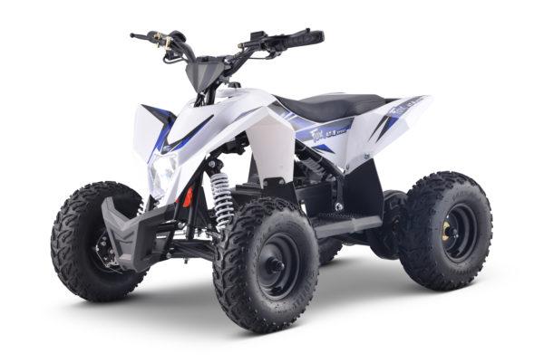 Fox 4T 1000w Electric Blue Junior Quad