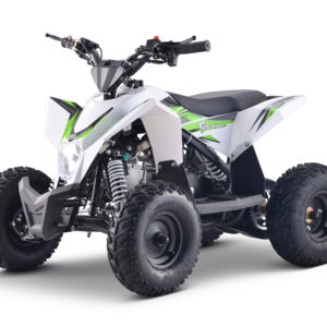 Fox 4T 50cc - Green/White