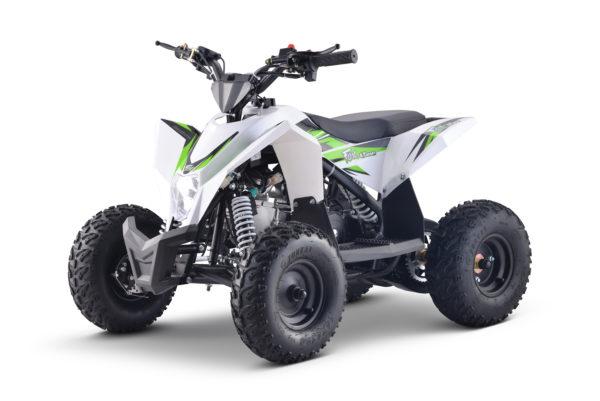 Fox 4T 50cc - Green/White