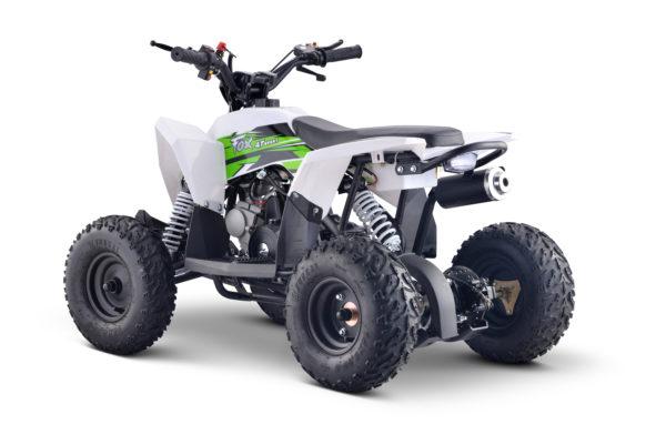 Fox 4T 50cc Green/White