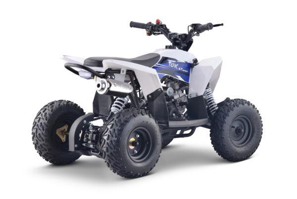Fox 4T 50cc Kids Quad - Blue/White