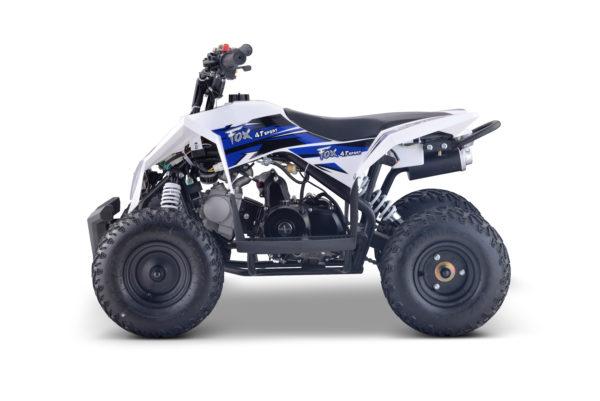 side Fox 4T 50cc Kids Quad