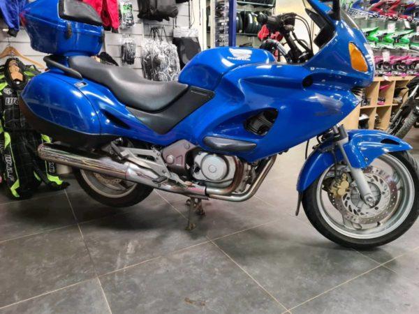 1998 honda deauville used motorbike