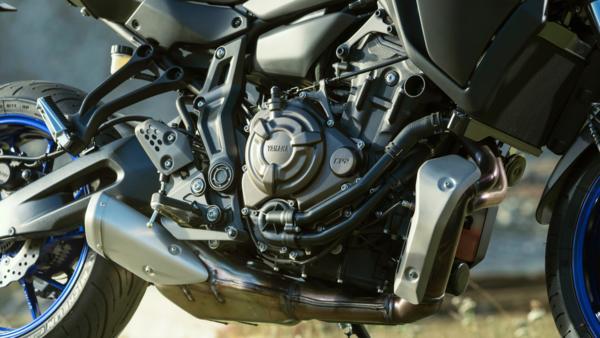 TRACER 7 responsive torque rich cp2 eu5 engine