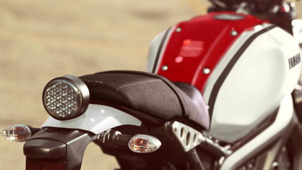 XSR900 design