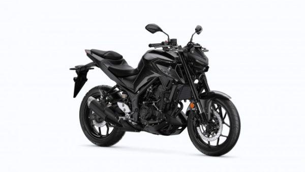 Yamaha MT-03 Black