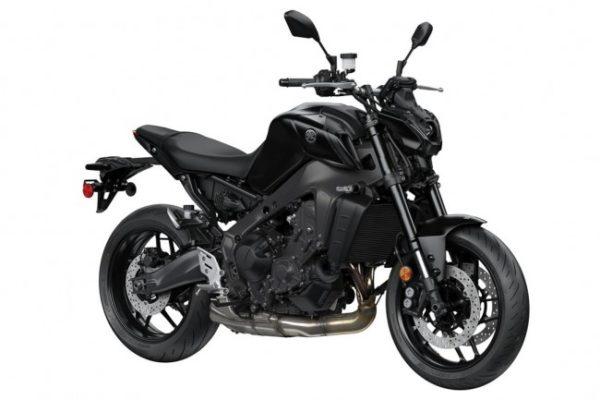 Yamaha MT-09 Black