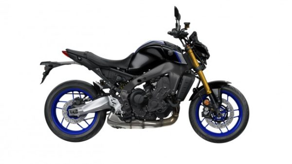 Yamaha MT-09 SP side