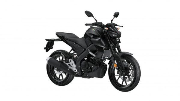 Yamaha MT 125 Black