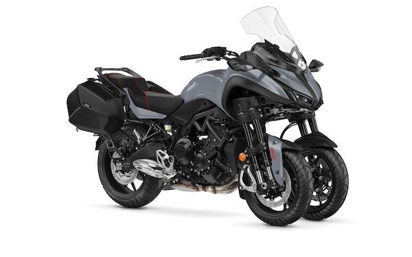 Yamaha Niken GT Black