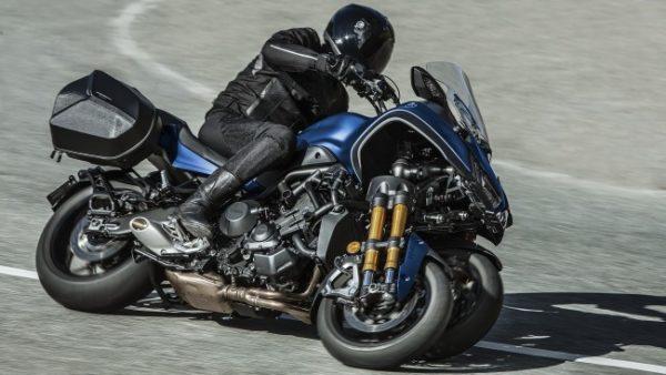 Yamaha Niken GT Rider