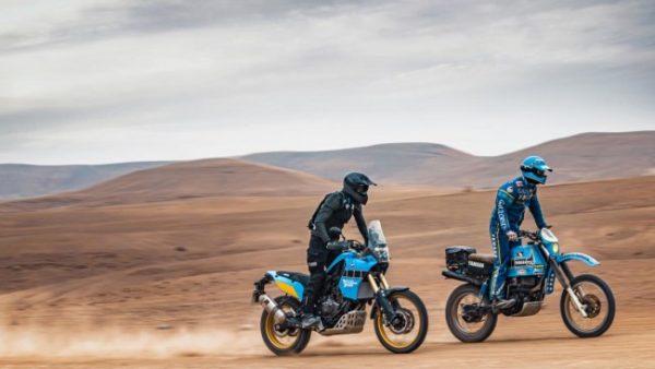 Yamaha Tenere 700 Rally bikers