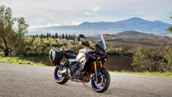 Yamaha Tracer 900 GT Bike