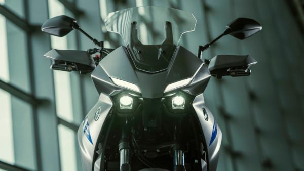 Yamaha Tracer Face