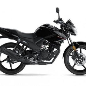 Yamaha YS125 Black