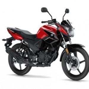 Yamaha YS125 Motorbike