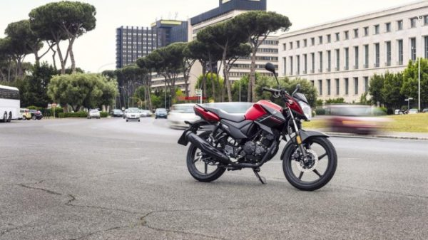 Yamaha YS125 Motorcycle