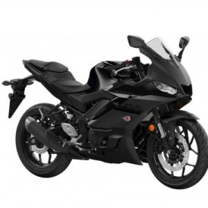 Yamaha YZF-R3 Black