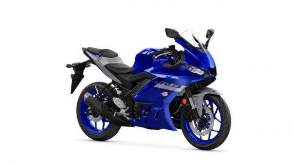 Yamaha YZF-R3 Blue