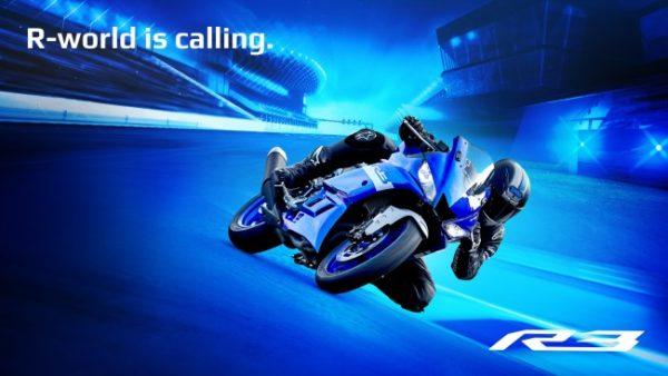 Yamaha YZF-R3 Motorcycle