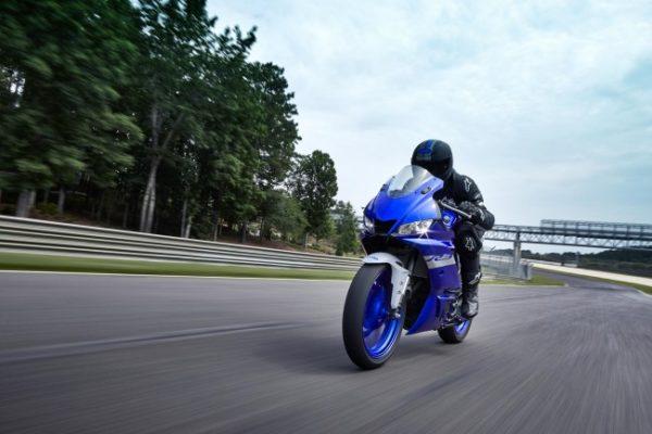 Yamaha YZF-R3 Rider