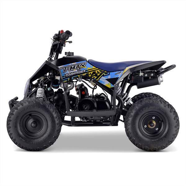 kids 70cc quad t max roughrider