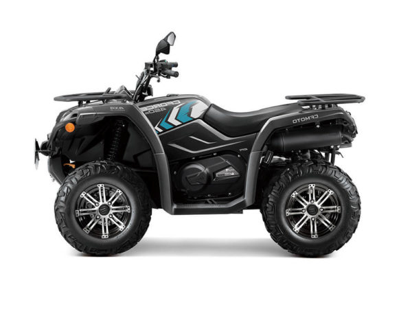 CFORCE 450 GREY ATV