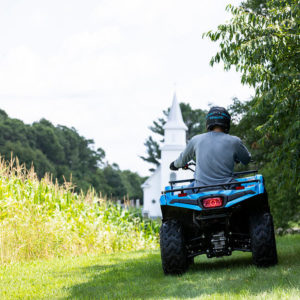 CFORCE 450 QUAD BIKE