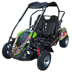 Moto-Roma 200R green kids buggy