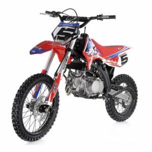 RFZ Racing 140cc Pitbike Standard Wheel (Red)