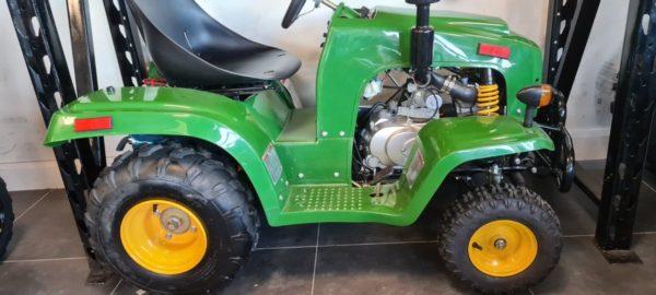 Mini tractor ATV, 110cc green