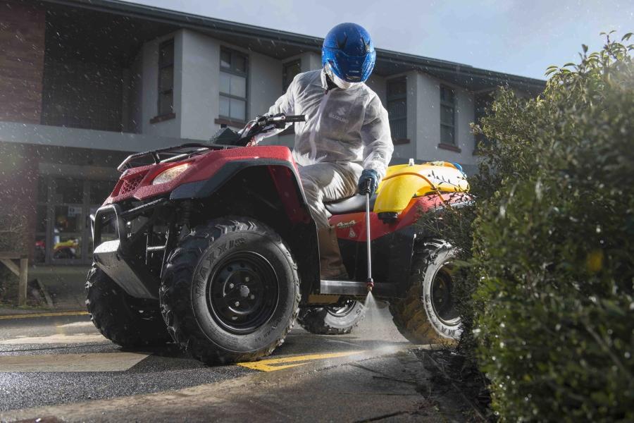 Donegal Quad Suzuki KingQuad 400-3