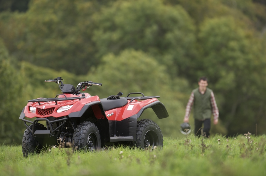 Donegal Quad Suzuki KingQuad 400M-2