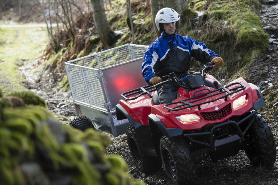 Donegal Quad Suzuki KingQuad 400M-3