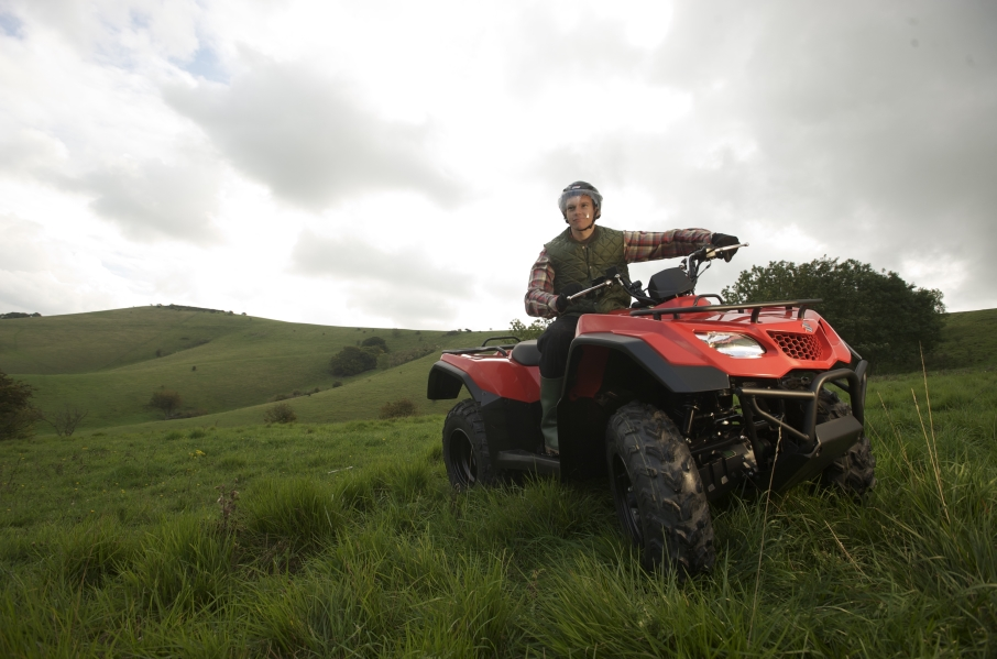 Donegal Quad Suzuki KingQuad 400M