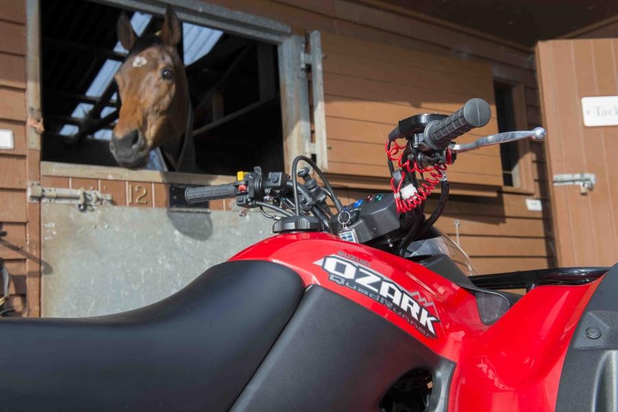Donegal Quads Suzuki Ozark 250-2